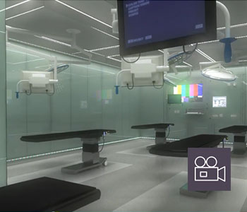 Surgical Areas Hospital Clinic